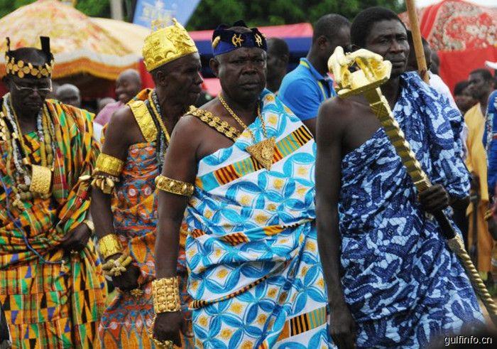 加纳,被黄金包裹着的国家