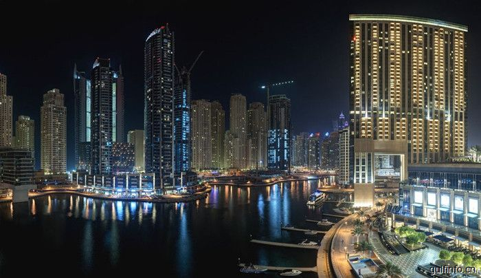 IMF预测迪拜2017年经济增长4%