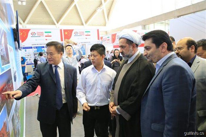 中国国际贸易促进委员会组织企业参加伊朗展成果颇丰