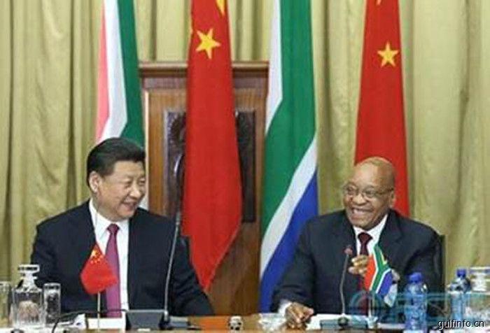 中国增加对非洲最大贸易伙伴南非的投资