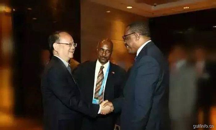"""""""一带一路""""特辑︳埃塞俄比亚总理在<font color=#ff0000>中</font><font color=#ff0000>国</font>忙什么?"""