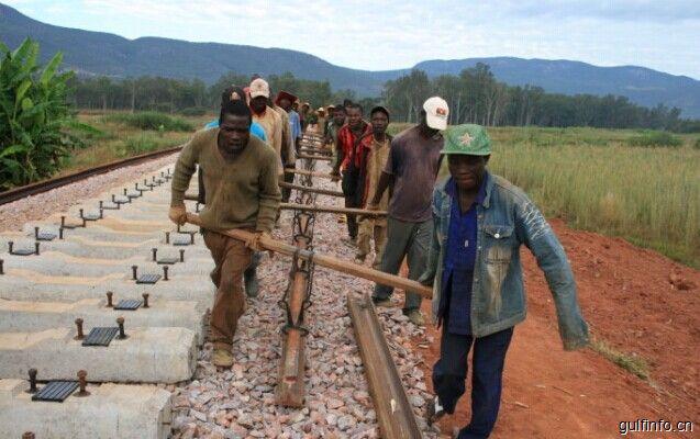 中国成为东非基础设施建设最大承建方、融资方