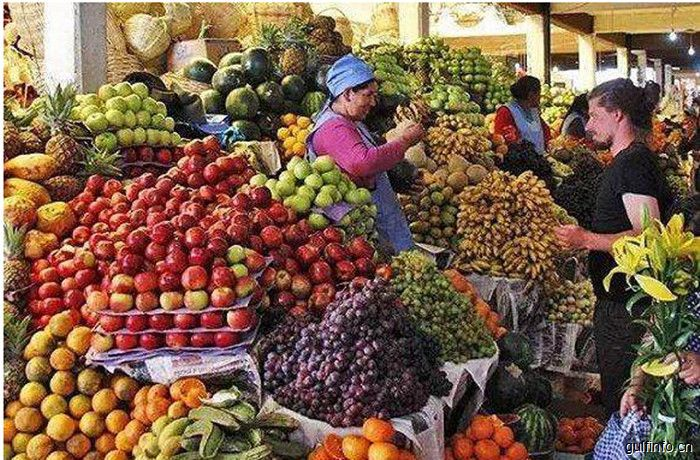 能让大象醉了的水果?在南非水果让你吃个够