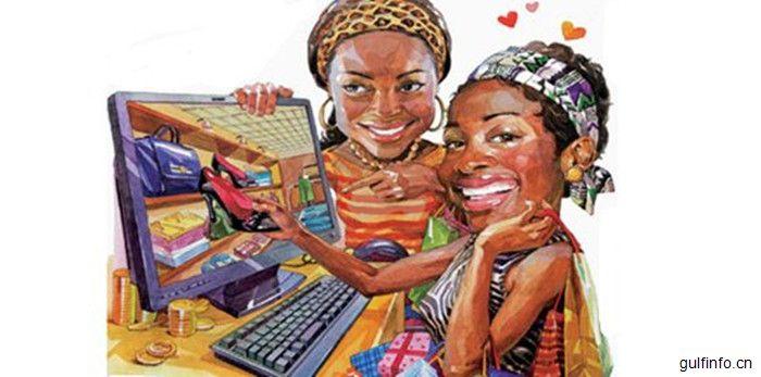 """网购在肯尼亚很""""潮"""",为供应商提供广阔的销售空间"""