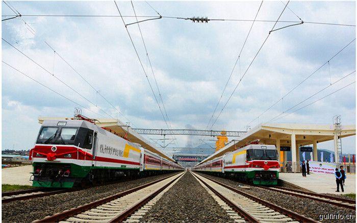 自从中国铁路人来到埃塞,埃塞铁路从此进入一个新的时代