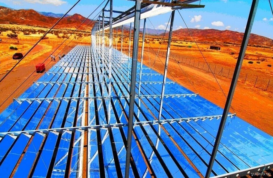 迪拜考虑设立太阳能发电设备加工组装园区