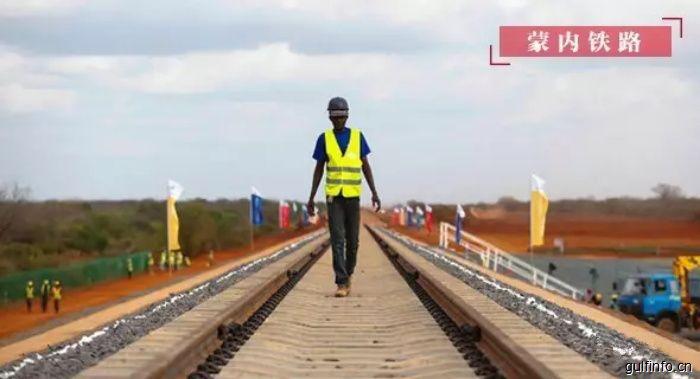 """蒙内铁路昨日通车,七大关键词带你了解这条""""世纪铁路"""""""