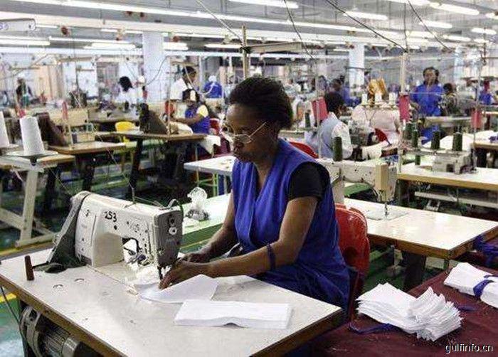制造业是非洲经济潜力释放的关键