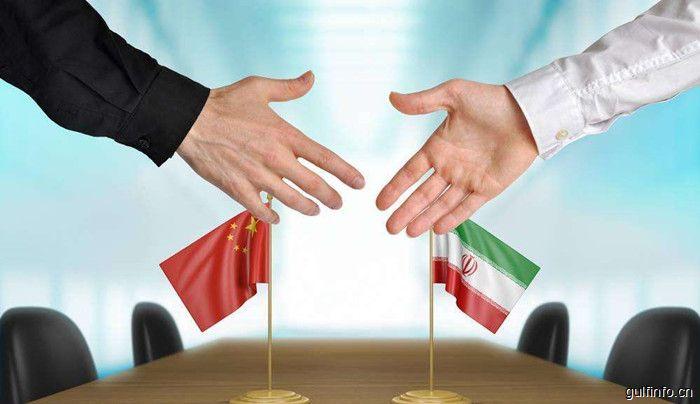"""""""一带一路""""为中国伊朗经贸合作注入新动力"""