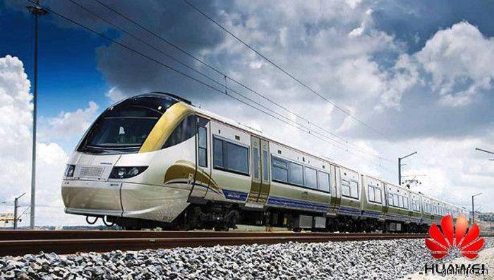 南非铁路公司签约华为 共建数字铁路网络
