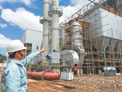 非洲首座垃圾发电厂运营在即 采用中国标准和设备