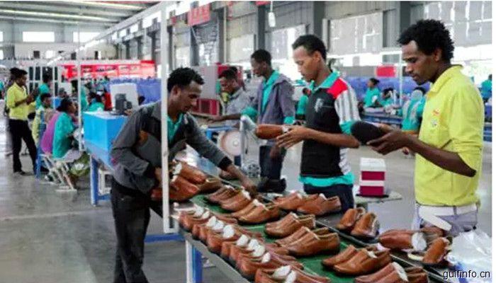 """遵循""""中国模式"""" 埃塞俄比亚跻身非洲制造大国"""