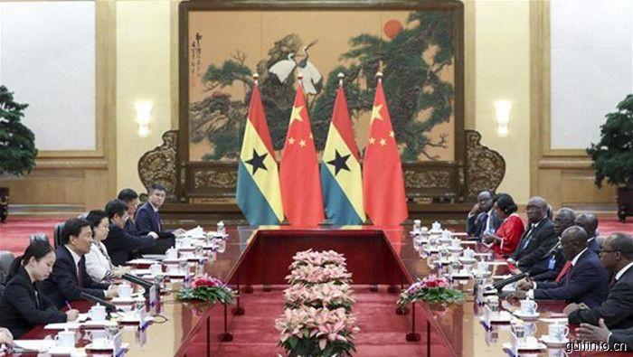 中非产能合作中国—加纳贸易投资论坛开幕,工厂和基建成关键词