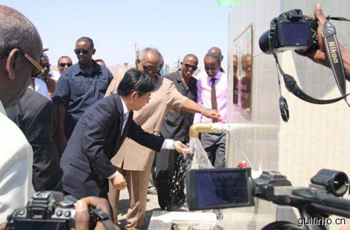埃塞俄比亚至吉布提供水项目正式供水