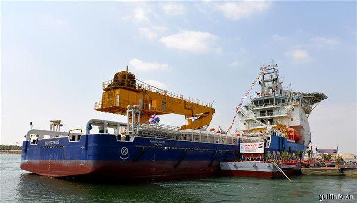 中国平台供应船成功进入埃及市场