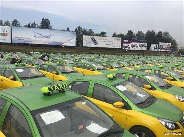 力帆汽车成为埃塞俄比亚首都指定出租车