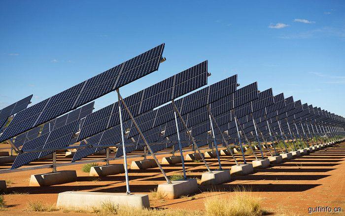 全球最大独立太阳能发电站在<font color=#ff0000>阿</font><font color=#ff0000>布</font><font color=#ff0000>扎</font><font color=#ff0000>比</font>破土动工