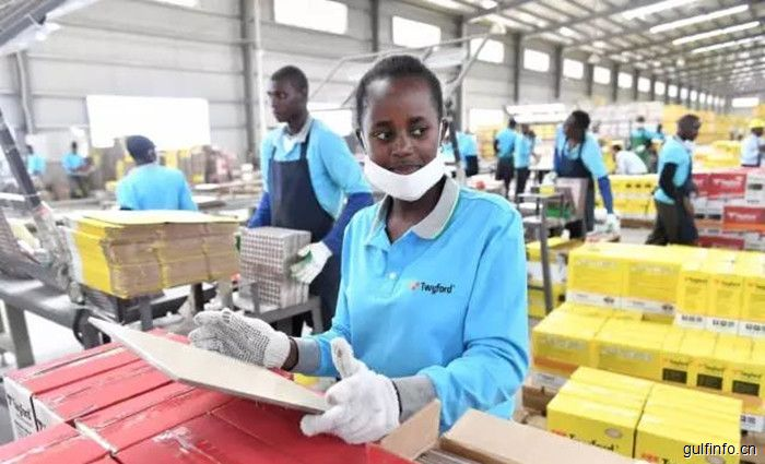 中非关系发展迅猛,多领域亲密合作,中国对非洲贡献巨大