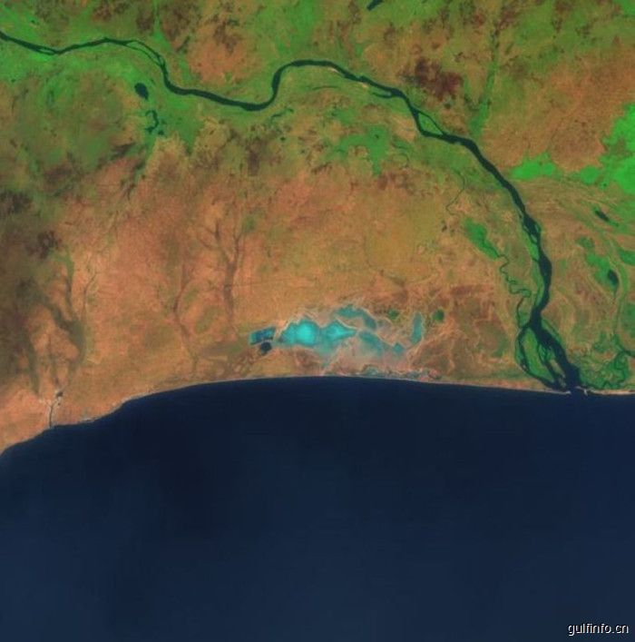 加纳首颗自主研制卫星进入太空 为加纳太空研究打开大门
