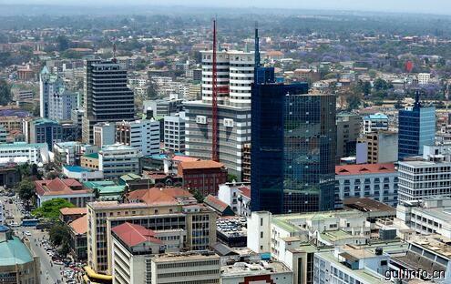 内罗毕成为全球建筑成本最低的城市