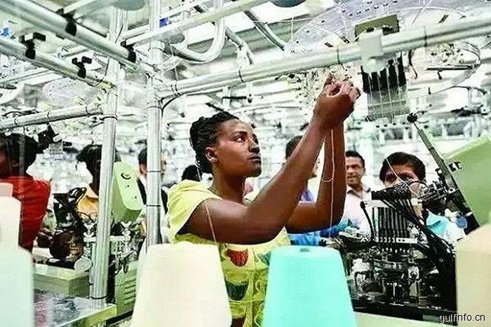 埃塞俄比亚:一个服装生产大国的崛起