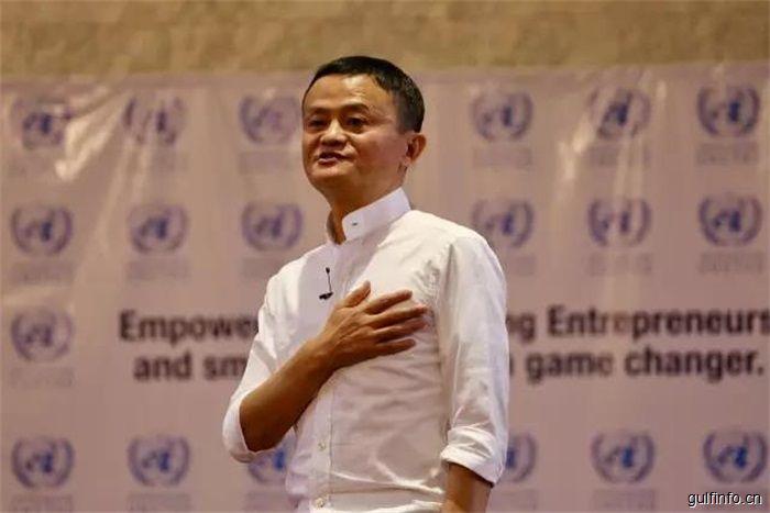 马云刚到非洲就被大学生表白:你是全世界我最喜欢的土豪