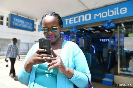 """小设计帮中国""""非洲手机之王""""称霸非洲市场"""