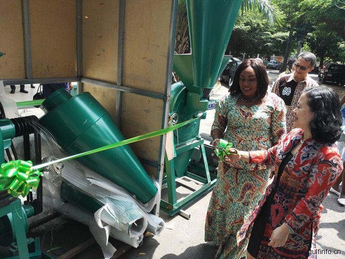中国援助加纳农业机械设备交接仪式顺利举行, 中方助力加纳农业发展