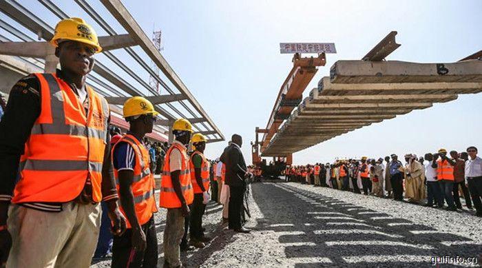 中国铁路激发非洲经济活力