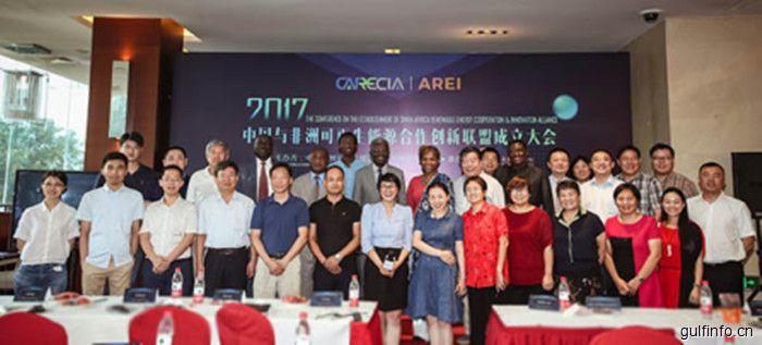 中非可再生能源合作创新联盟在京成立