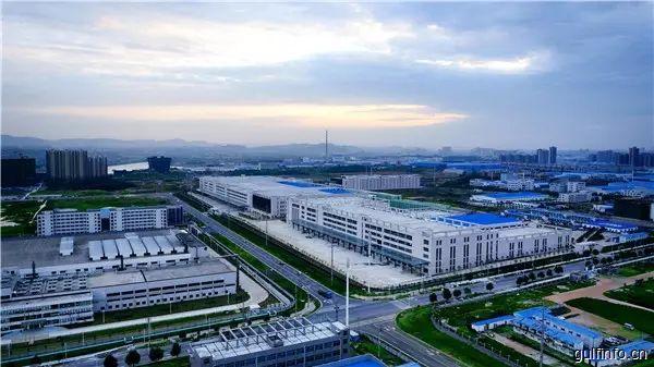 迪拜打造中东地区第一个专业食品园区