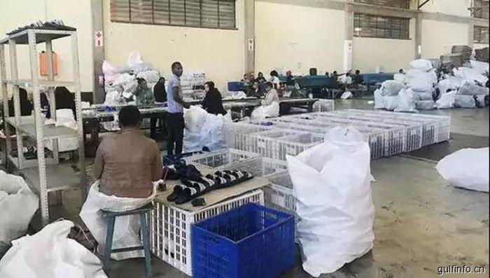 他们怎样在南非开工厂?