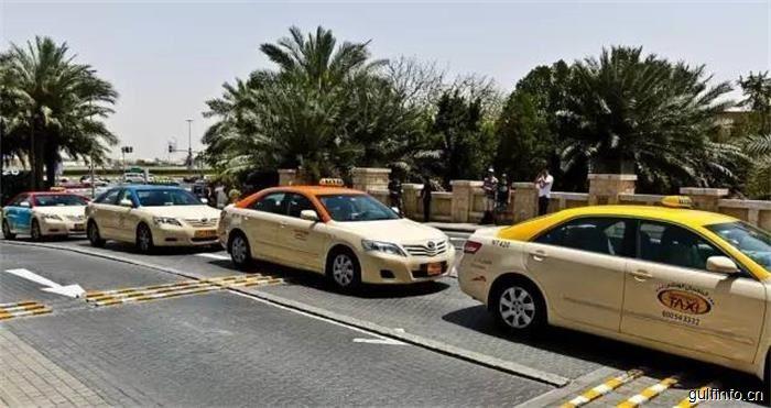 迪拜交管局将采购554辆环保混合动力出租车