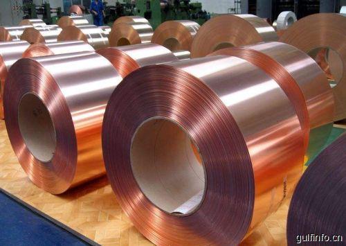 加纳采购商需要采购纯度为99.5%的铜箔/铜杆