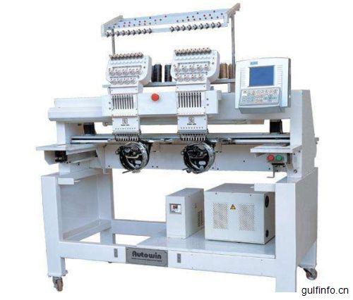 加纳采购商需要采购刺绣机及配件