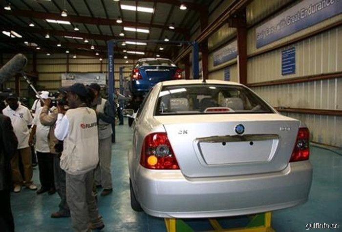 埃塞俄比亚汽车进口年年增长