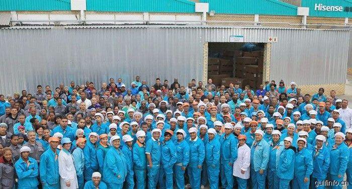 """海信南非:与世界携手奔向第二个""""金色十年"""""""