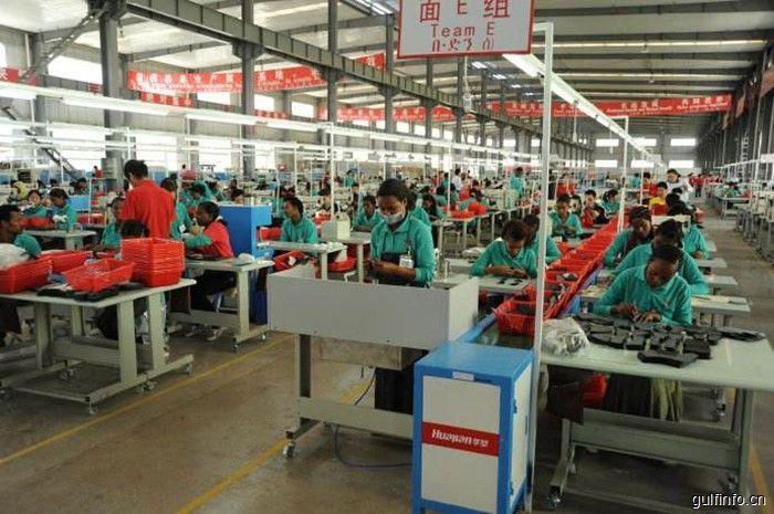 央视纪录片《辉煌中国》关注华坚集团在非洲投资建厂