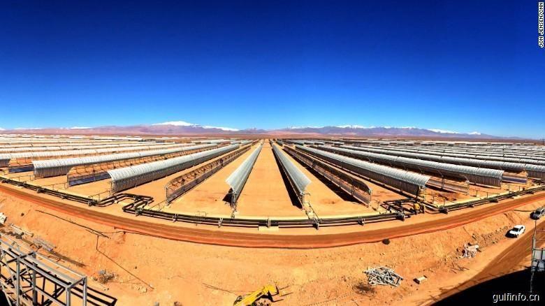 摩洛哥到2030年能源领域发展将需400亿美元