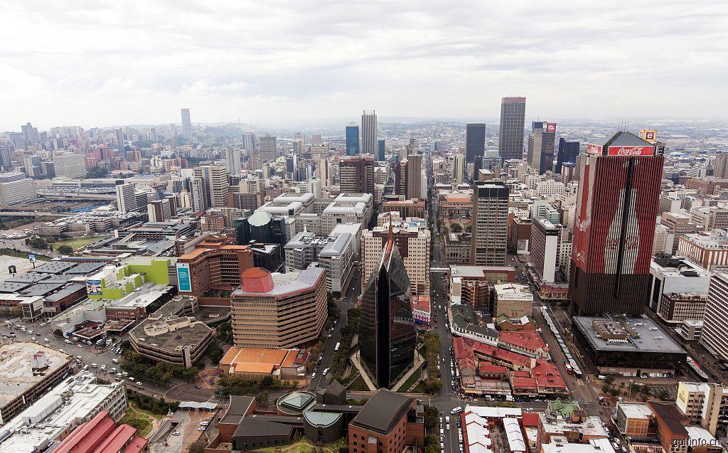 南非约翰内斯堡获评非洲最热门目的地城市