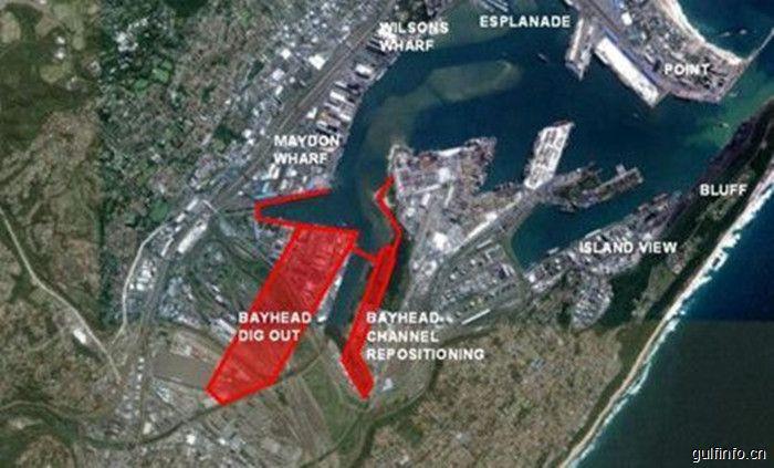 南非将在Durban港湾建设非洲最大造船厂