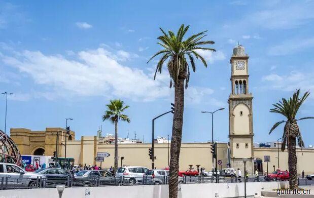 2013—2017年摩洛哥产业投资数据分析