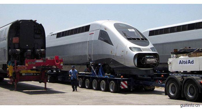 非洲首条高铁在摩洛哥投入测试