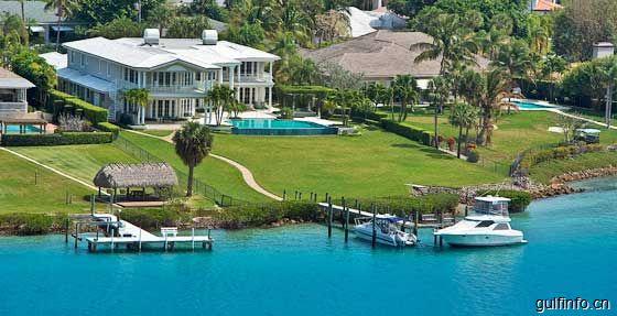 南非最贵的房子在哪里?