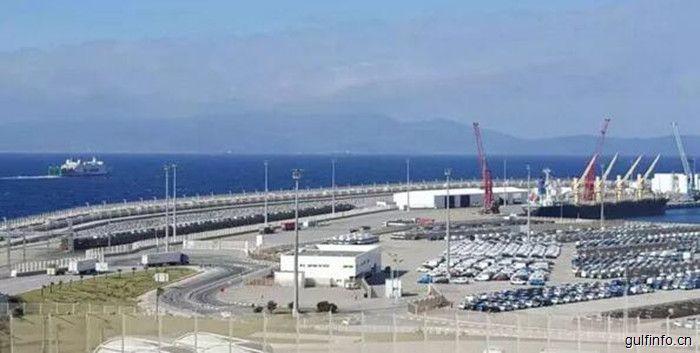 """摩洛哥是中国""""一带一路""""上通往欧、美、非三大市场的桥梁纽带"""