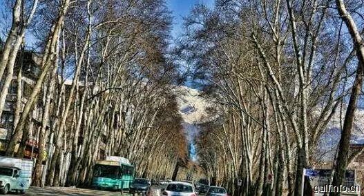 中东最长街道:德黑兰Valiasr大街