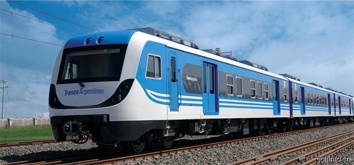 中国出口加纳新型米轨内燃动车组正式载客运营