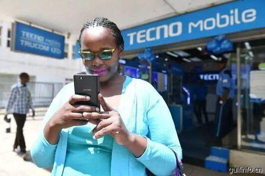 超越三星 中国厂商传音成非洲最大智能手机卖家