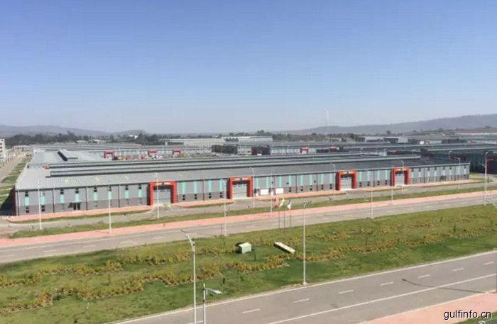 """埃塞俄比亚最大工业园顺利运营 ,""""昆山模式""""在非洲开花结果"""
