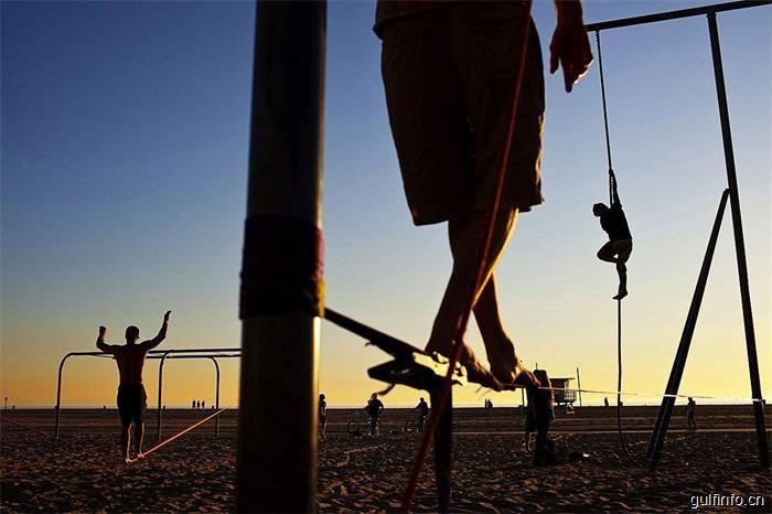 全球户外健身设备市场正在增长